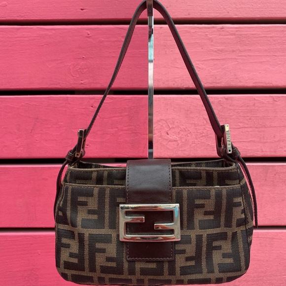 Fendi Handbags - Fendi Zucca Mini Vintage Bag \ shouldn't bag